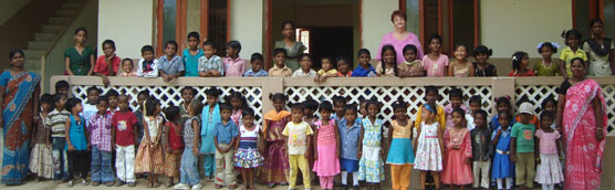 There are many kids who are helped daily by Lighthouse Welfare Trust for Kids.