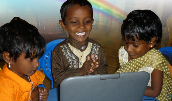 Donate a computer to Childrens Welfare Trust.